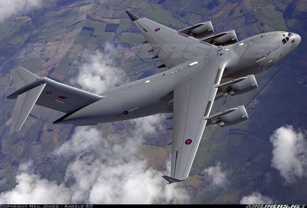 Boeing arrête la production du C-17 Globemaster trois mois plus tôt que prévu