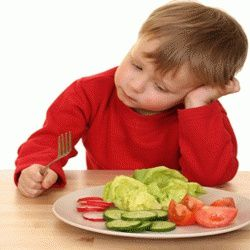 Pour bien grandir ! il faut manger.........