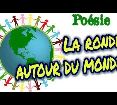 Poésie 🌍👫La ronde autour du monde de Paul Fort🌍