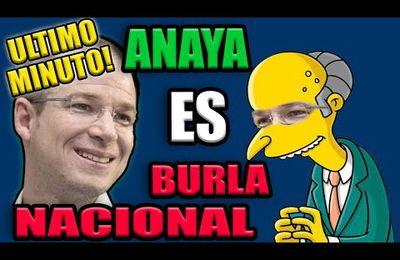 Ricky Riquin Canallín est devenu la nouvelle farce amusante internationale du Mexique néolibéral.