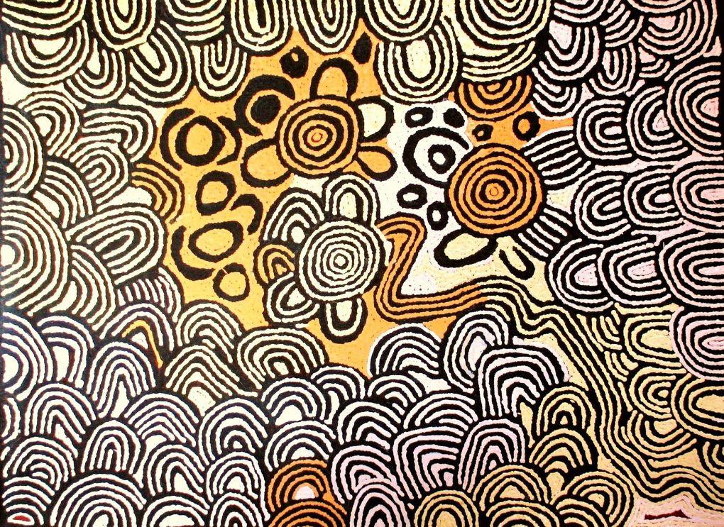 Exposition Dijon, art aborigène, jusqu'au 14 juin 2016