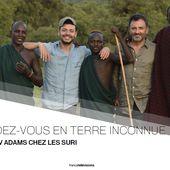 Le 5 décembre sur France 2 : Kev Adams rencontre les Suri au sud de l'Ethiopie. - Leblogtvnews.com