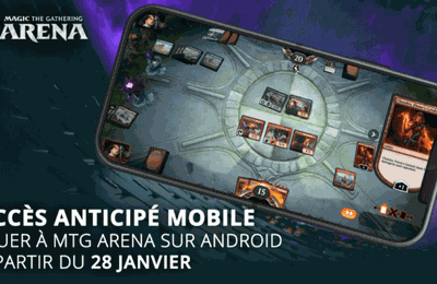 Magic: The Gathering Arena débarque sur mobile le 28 janvier