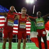 Gakeme, 2e sur le 800 m des Mondiaux de Portland - BBC Afrique