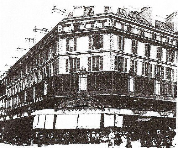 1904 : Le BHV
