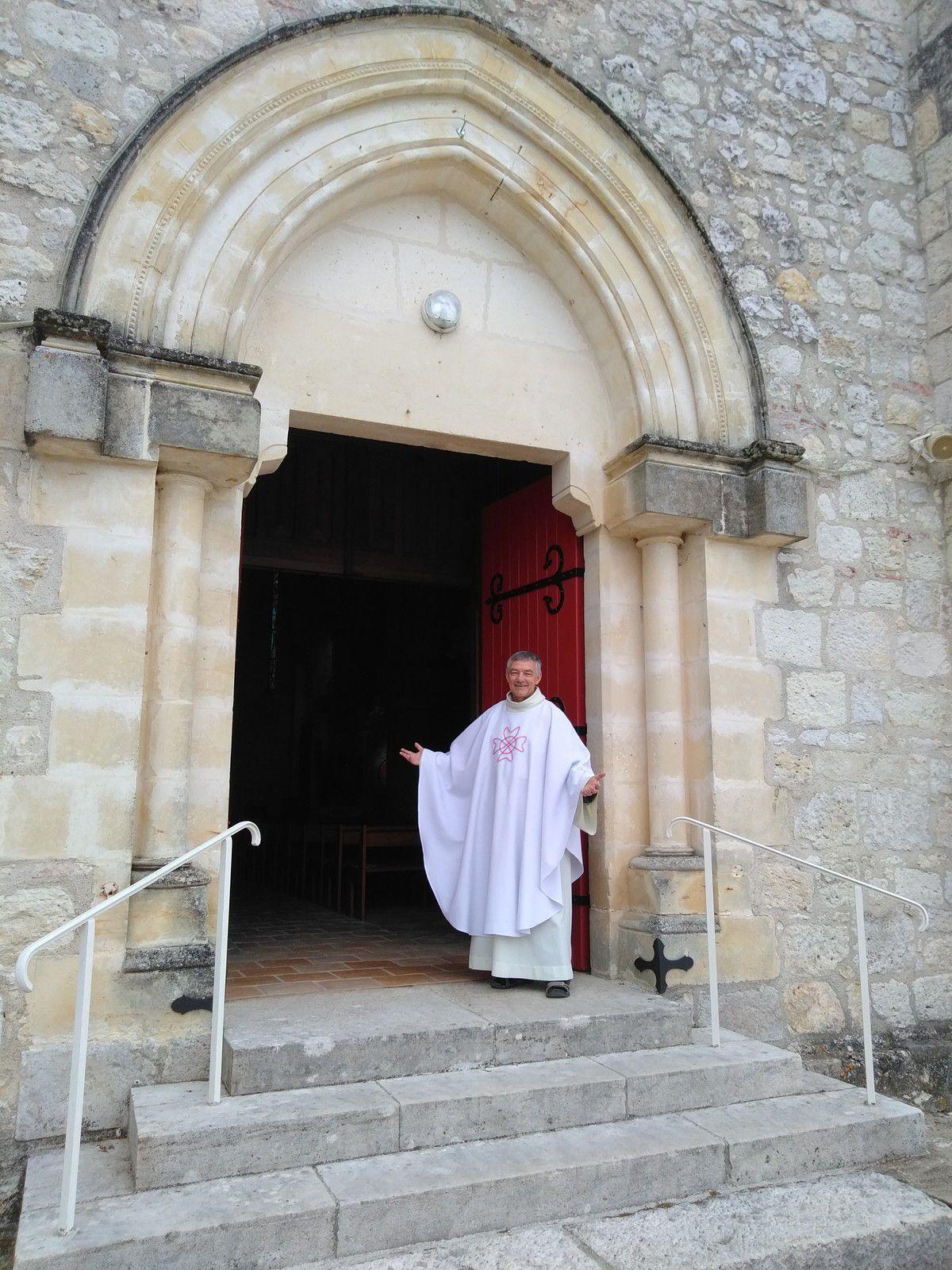Malgré le confinement, la vie en paroisse se poursuit...