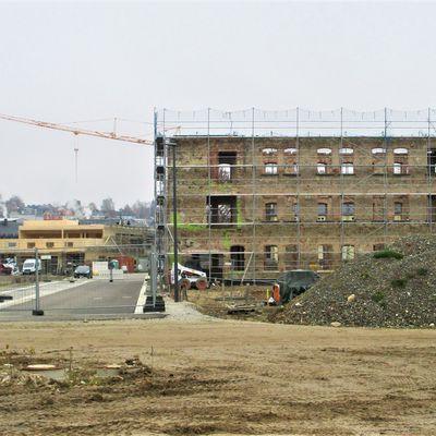 Großbaustelle Auenpark marktredwitz