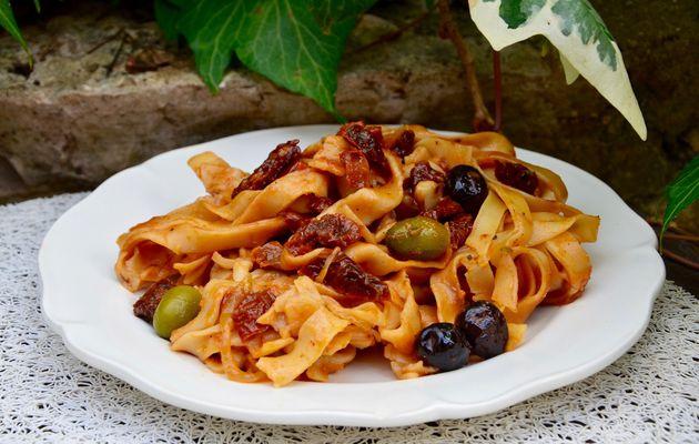 One pot pasta à la Provençale