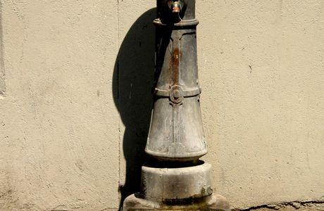 La fontana malata ...