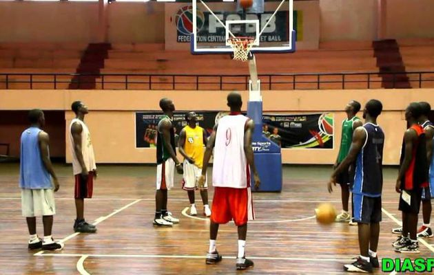Centrafrique, un pays de basketball sans championnat national !
