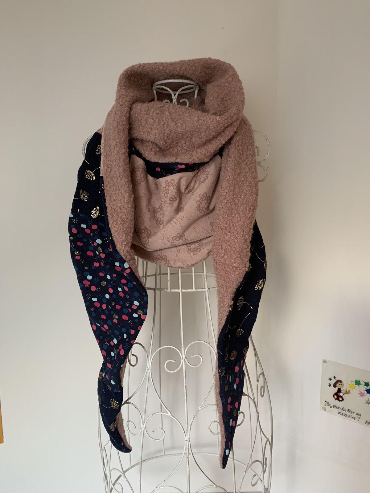 Nouveaux foulards dispo tout peps