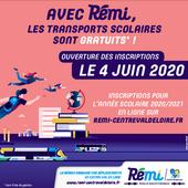 Réseau de Mobilité Interurbaine - Rémi - Région Centre-Val de Loire