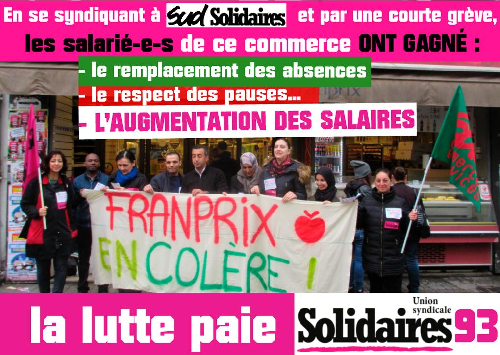 Elections syndicales dans les TPE/TPA : découvrez les visuels de Solidaires 93
