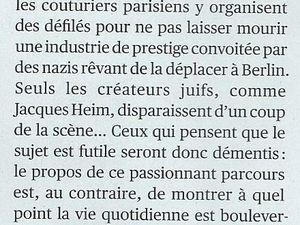 Article Télérama du 29/01/2014
