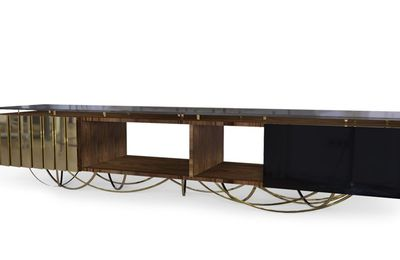 CASSINI SIDEBOARD BY THE LUXURY FURNITURE PORTUGUESE BRAND DUQUESA E MALVADA