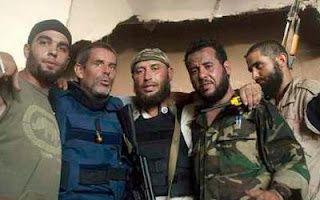 Siria, falsi giornalisti agenti del MI6 e le BUGIE dei Media Occidentali