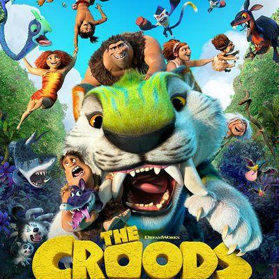 Un film, un jour (ou presque) #1330 - Les Croods 2 : une nouvelle ère (2021)