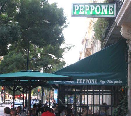 Restaurant « Peppone » - Bordeaux