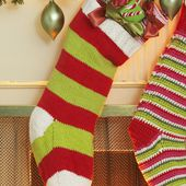 Knit Stocking - Patterns | Yarnspirations