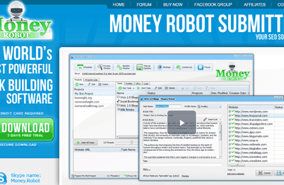 Money Robot software automatically solves all the captchas for FREE