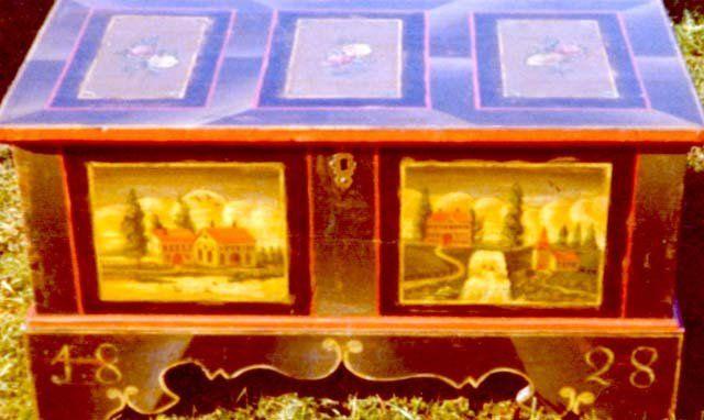 Neubemalung und Restauration Runa Zumara © 1972 - 1975
