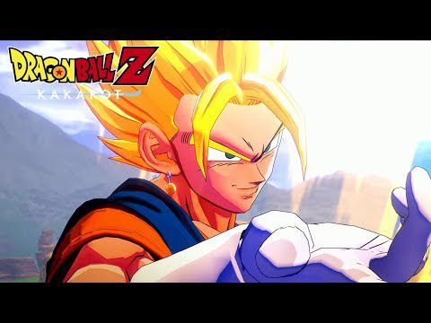 [ACTUALITE] DRAGON BALL Z KAKAROT - Un nouveau trailer pour la Paris Games Week