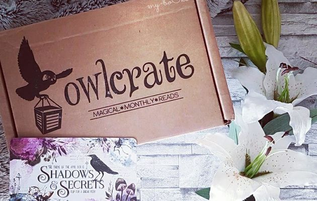 Unboxing OwlCrate (n°9)