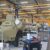 À Limoges, Arquus a déjà pris le virage de la spécialisation - FOB - Forces Operations Blog