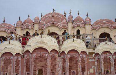 En Inde du nord, Jaipur, capitale du Radjastan