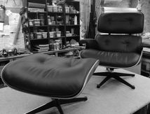Réfection lounge eames