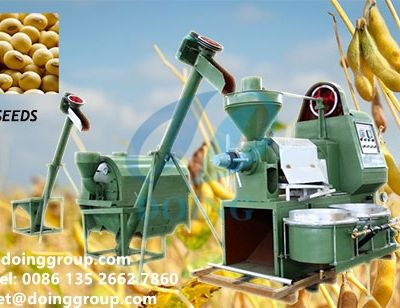 What is the price of soybean oil extraction machine in India?