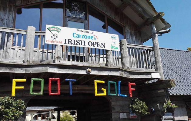The FootGolf Irish Open - FIFG 500