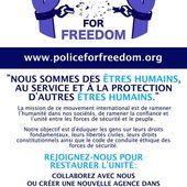 Création du mouvement Policiers pour la Liberté | Patrick Huet