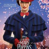 Le Retour de Mary Poppins - film 2018 - Rob Marshall - Cinetrafic