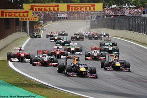 Interlagos propose un nouveau paddock pour 2013