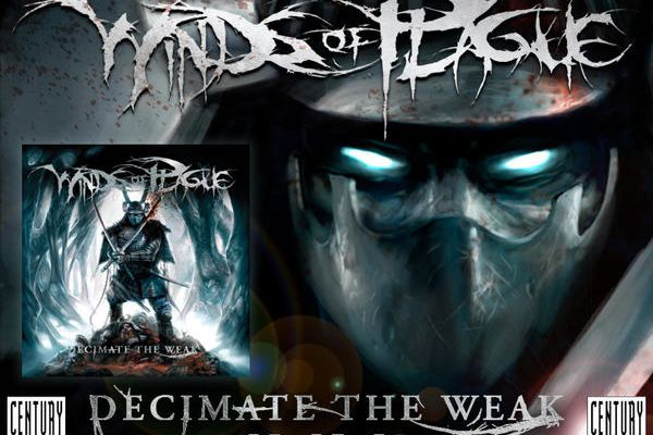 WINDS OF PLAGUE: Decimate The Weak (2008-Century Media) [Symphonic Extreme Metal]