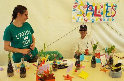 Salies-du-Salat. Les écoliers s'engagent dans la Semaine du Développement Durable