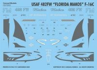 Caracal Models - New decals for F-16C