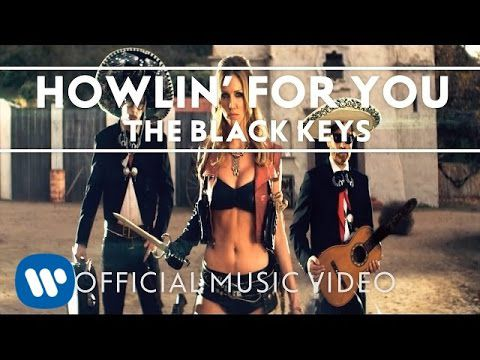 Buzz : Howlin' For You with The Black Keys