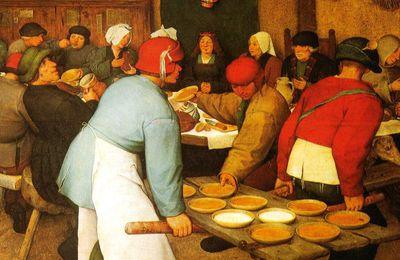 la cuisine médiévale - millas - hypocras - pâté végétal