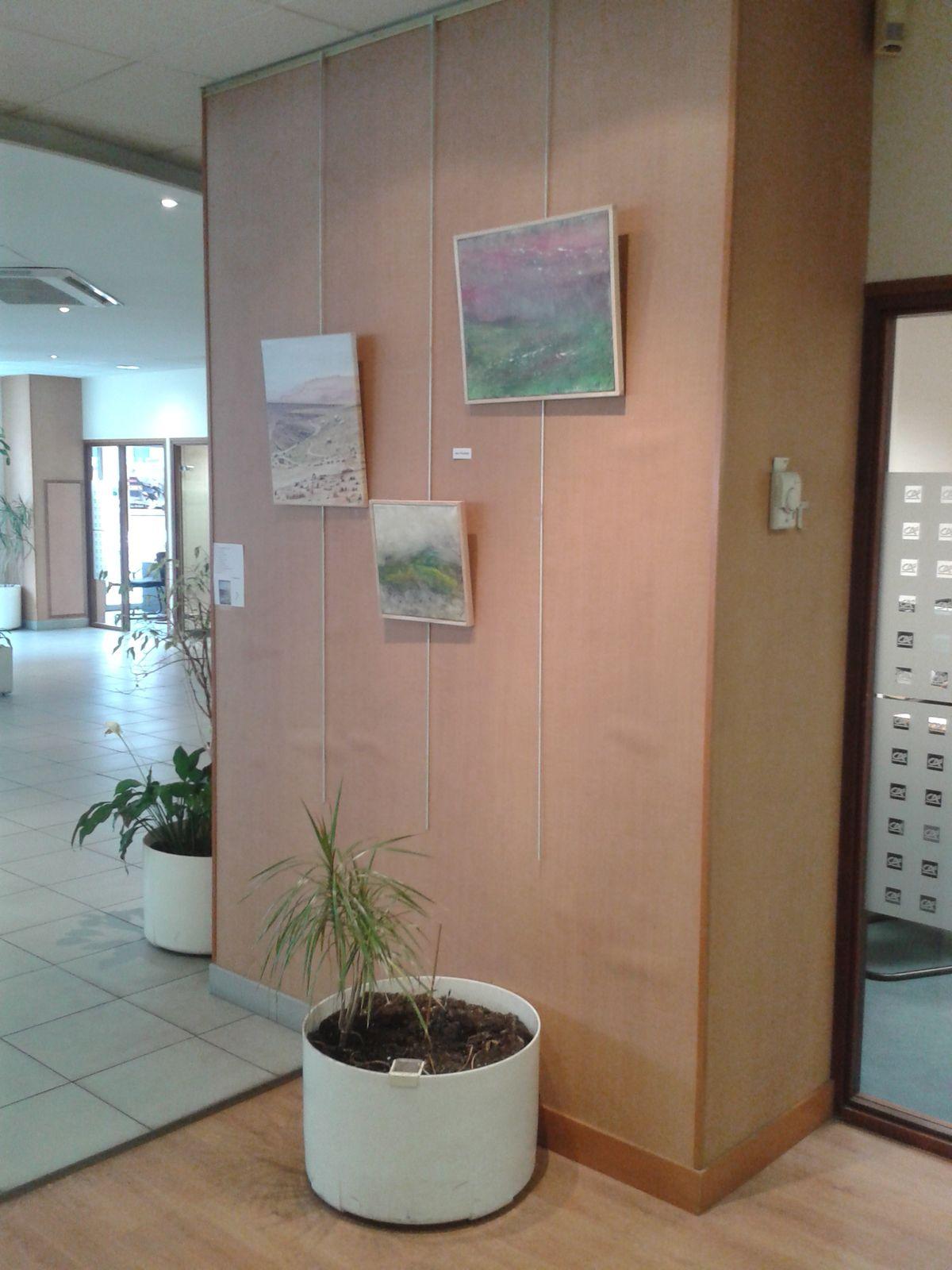 Exposition Crédit Agricole, 38 Rue Carnot du 1er Juin au 30 Juin 2016, 60000 Beauvais.