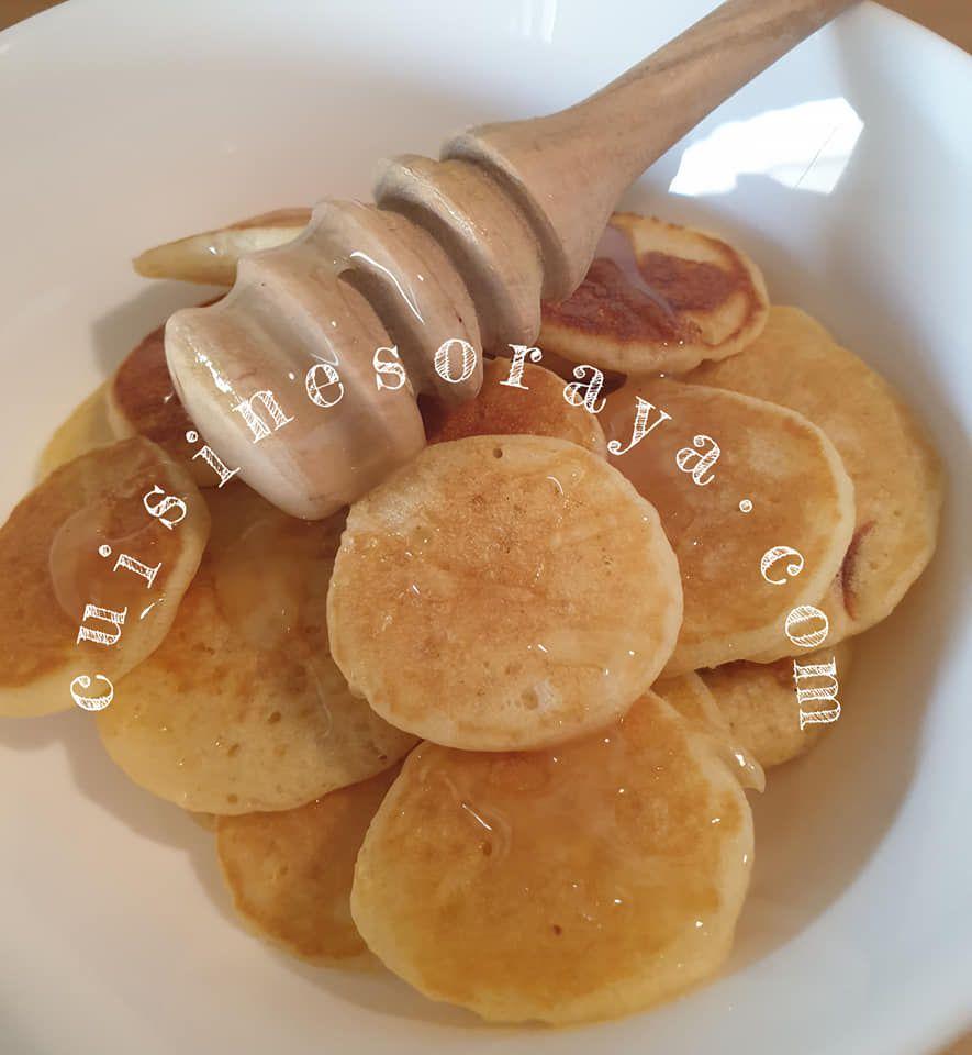 Minis pancakes