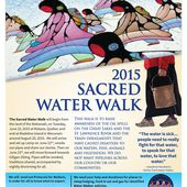 waterwalkers | Sacred Waterwalk 2015