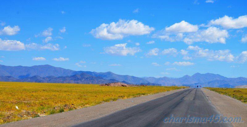 Ruta 52 vers Susques (Argentine en camping-car)
