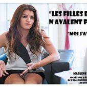FRANCE:...Marlène Schiappa pour le voile à l'école et fille du patron de la Libre Pensée, association athéiste contre les curés et pour les imams - MOINS de BIENS PLUS de LIENS