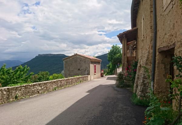 Gigors : le village