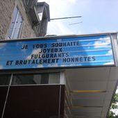 Au nom du ciel ! - Montréal, les caribous et moi