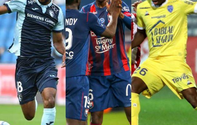 Résultats des congolais de la Ligue 2 BKT