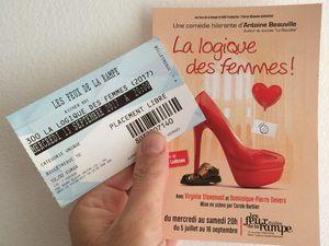 La Logique des Femmes- d'Antoine Beauville