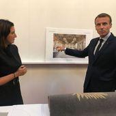 Un pognon de dingue ! Salle des Fêtes de l'Élysée : le couple Macron opte pour un nouveau look à... 500 000 euros ! - MOINS de BIENS PLUS de LIENS